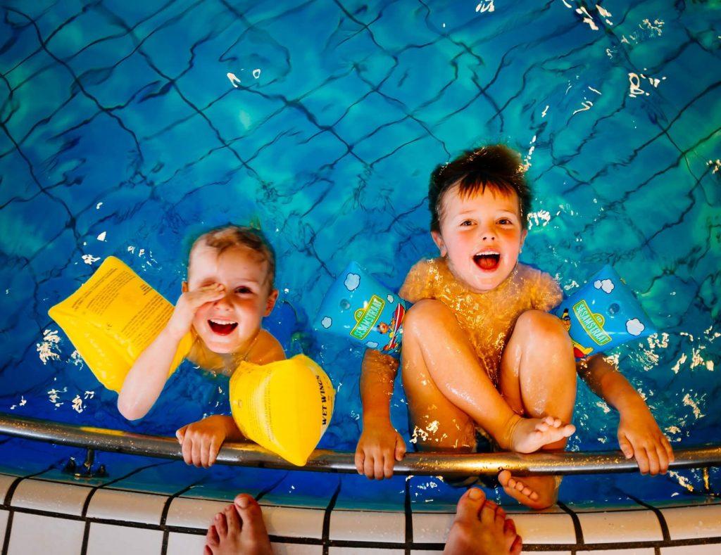voordelen zwemmen kinderen